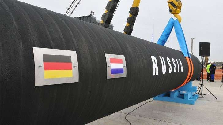 Германия отшила холуёв США: юристы отвергли вето по «Северному потоку – 2»