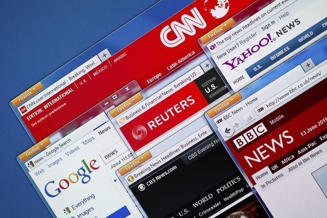 Как фейковый канал CNN «обиделся» на Роскомнадзор