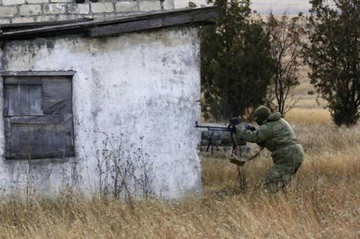 В Курской области на границе с Украиной пограничники вступили в бой