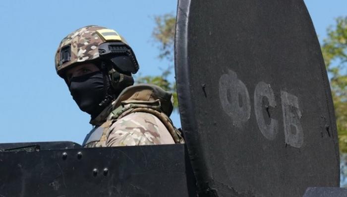 Крым: ФСБ пресекла деятельность экстремистской группировки