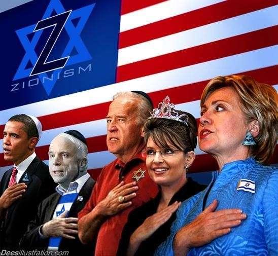 Агент ЦРУ: «Евреи Америки правят войнами США»