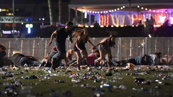 Теракт в Лас-Вегасе: на концерте убиты 20 человек и множество пострадали