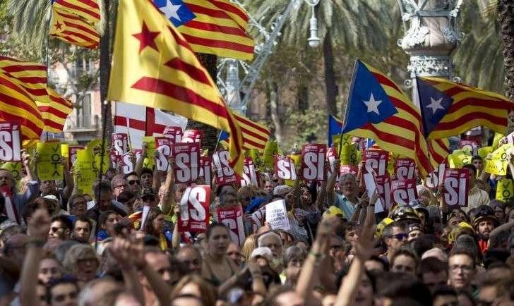 Кто стоит за кулисами каталонского сепаратизма?