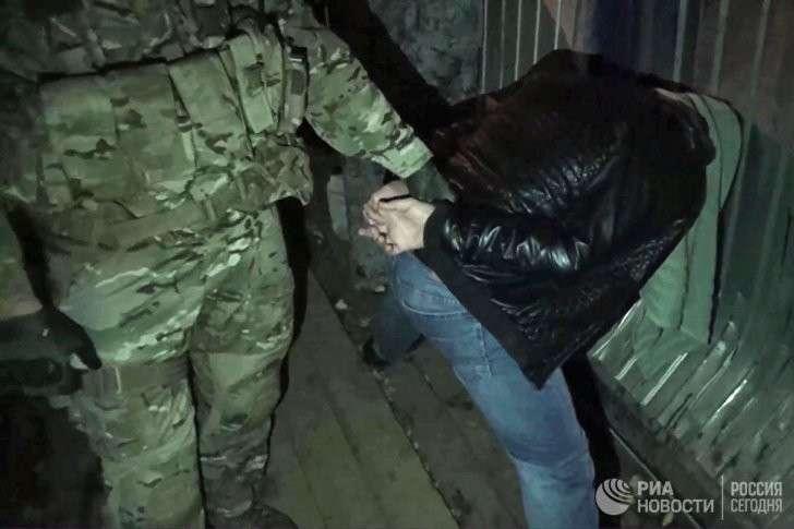 Москва: ФСБ арестовало боевиков ИГИЛ, готовивших теракты на транспорте