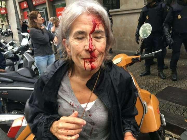Каталония и звериный оскал «европейской демократии»