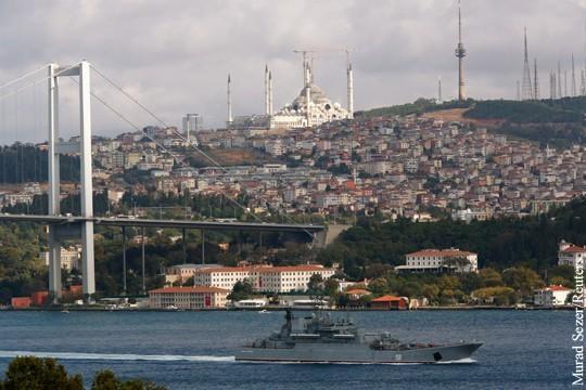 Сирийский экспресс жив: русские десантные корабли создали «дорогу жизни» для Сирии