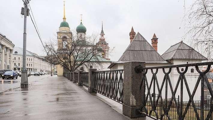 Как изменились улицы вокруг «Зарядья» вМоскве. Было-стало