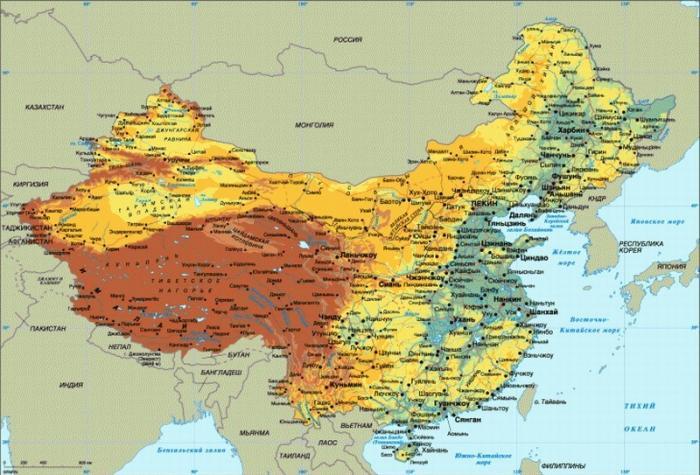 В Китае оказывается нет 1,5 млрд населения, а в Индии тем паче