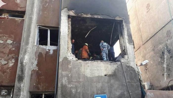 В Дамаске в результате теракта погибли 17 человек