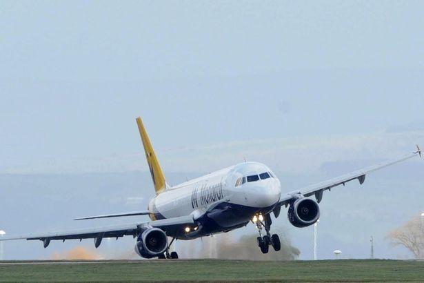Старейшая авиакомпания Британии накрылась тазом