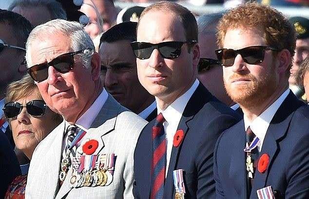 Как члены королевской семьи Британии курят, нюхают и закладывают за воротник