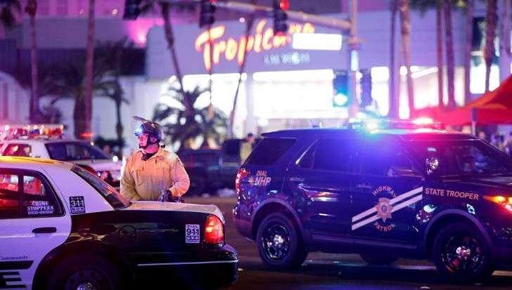 В Лас-Вегасе у убийцы нашли более 40 единиц огнестрельного оружия