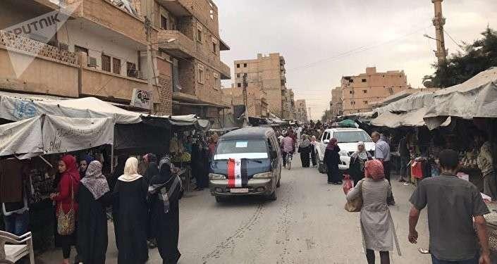 Сирийцы из Дейр эз Зора рассказали о жизни при наёмниках США