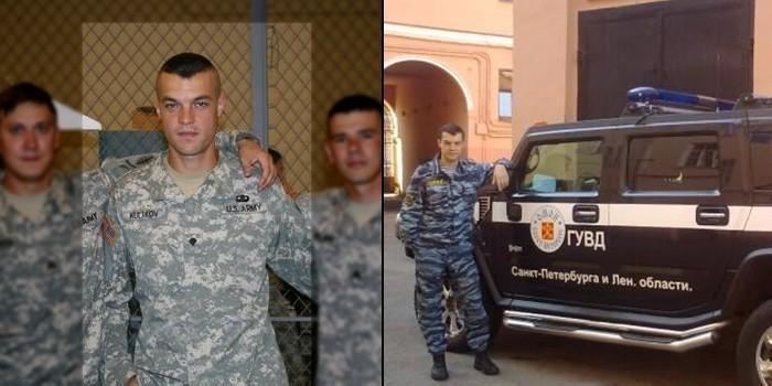 Полицейский из Петербурга, скрывший службу в армии США, получил 2 года колонии