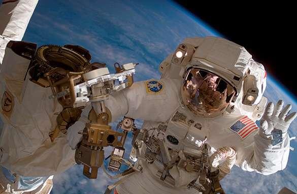 США строят батут для прыжков в космос. США строят батут для прыжков в космос