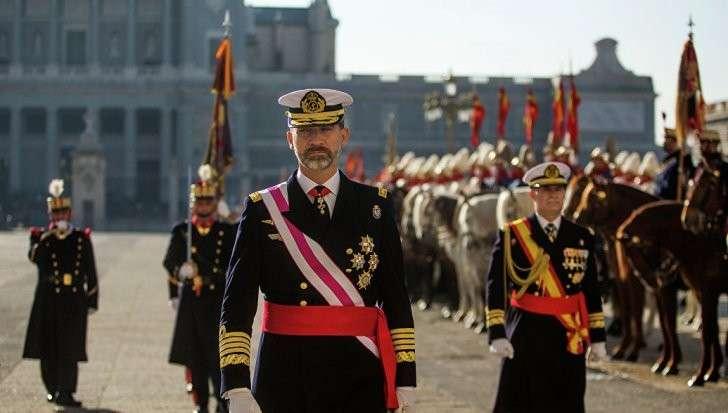 Король Испании: Каталония останется в составе страны и точка
