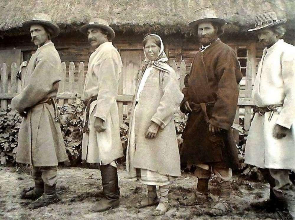Когда и как официальные историки придумали белоруссов