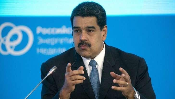Москва: президент Венесуэлы Николас Мадуро прибыл для переговоров
