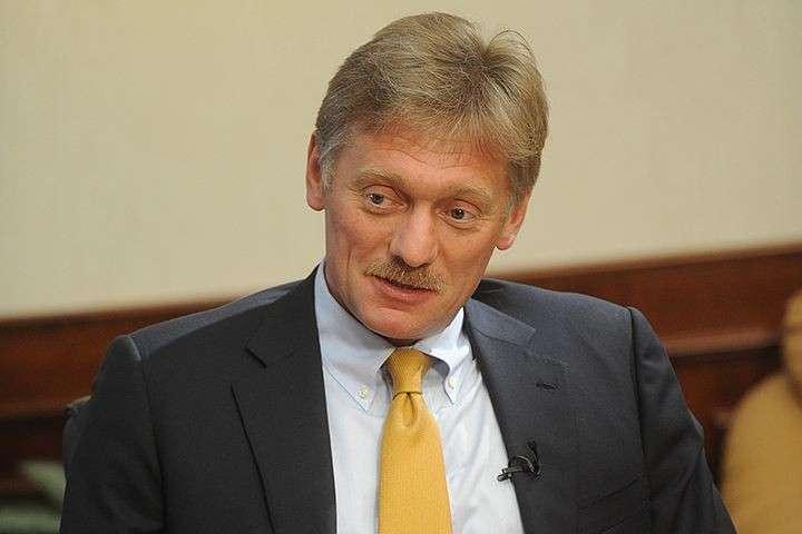 Дмитрий Песков: спецслужбы занимаются вопросом плененных в Сирии россиян