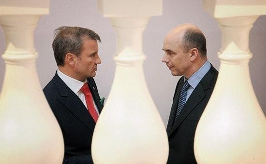 Силуанов и «пятибанкирщина» загоняют регионы России в долговую яму