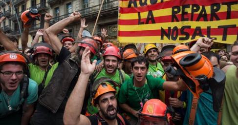 Каталония: модные сепаратисты бегут в сторону Нового Мирового Порядка