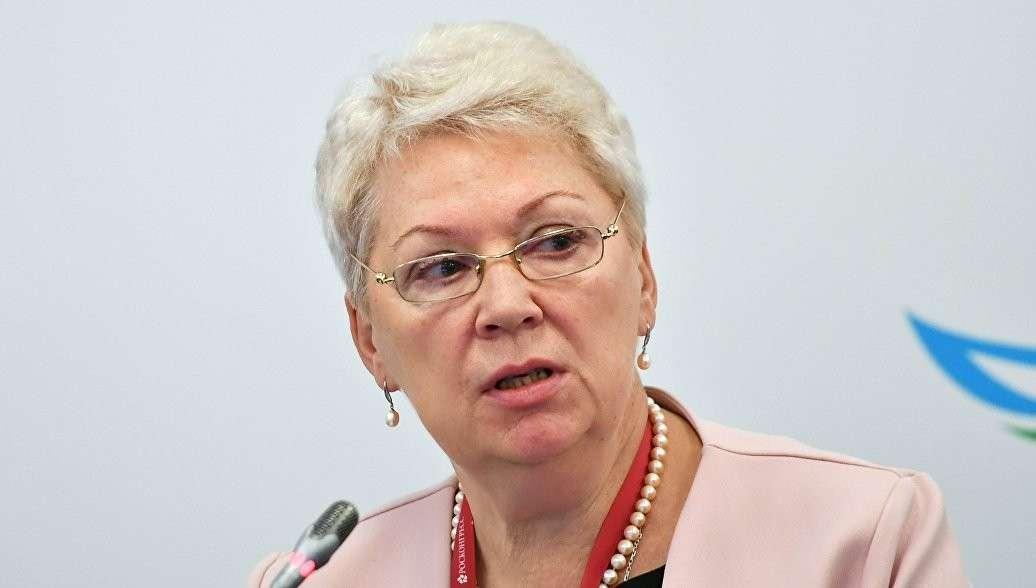Ольга Васильева рассказала, когда в школах появятся новые базовые учебники