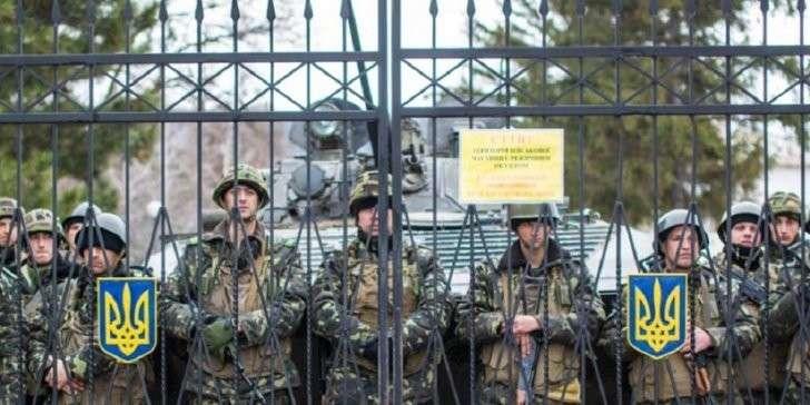 Еврейская хунта переименует АТО в ОПОУ и начнёт массовую могилизацию?
