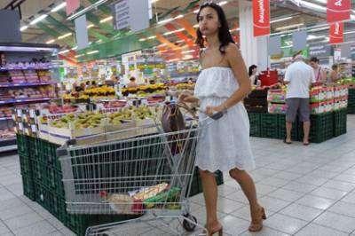 Россияне поддержали запрет на ввоз зарубежных продуктов