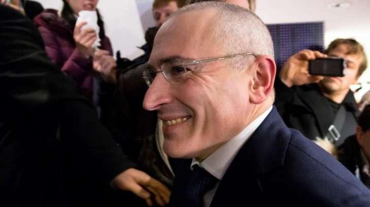 Жулик Ходорковский оказался марионеткой ростовщиков Ротшильдов