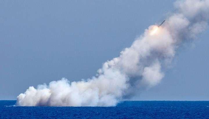 Российские подлодки ударили по ИГ десятью