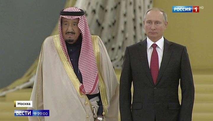Саудовская Аравия инвестирует миллиарды в совместные проекты с Россией