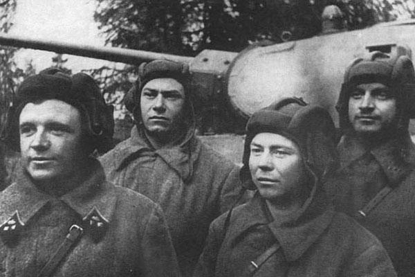 Дмитрий Лавриненко – лучший танковый Ас Красной Армии из станицы Бесстрашной