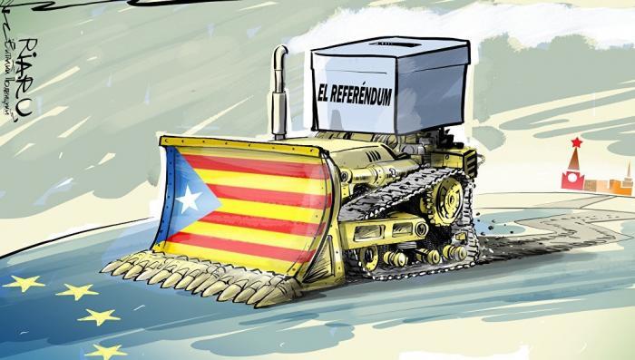 Юмор: Испанию тоже мы развалили. Радистка Кармен