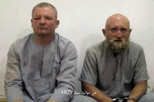 Сирия: стало известно о гибели двух пленных русских добровольцев