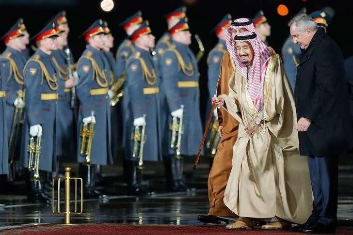 Зачем король Саудовской Аравии приезжал в Москву?