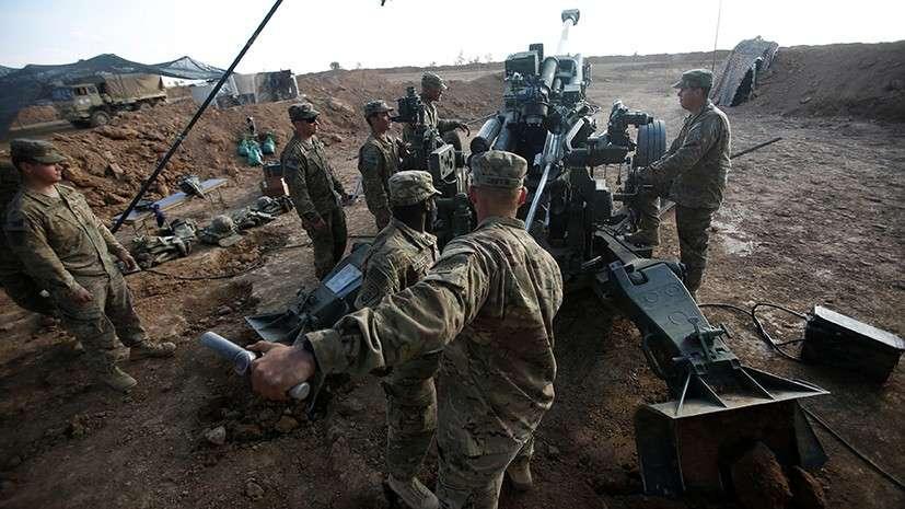 Официальный представитель Минобороны России рассказал о вылазках ИГИЛ из базы США