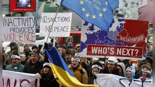 Ответ России на санкции будет ошеломляющим