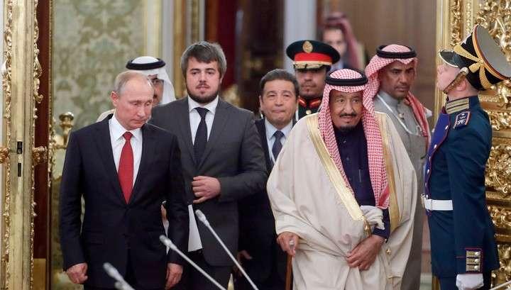 Итог визита короля Саудовской Аравии: какие контракты были подписаны за два дня?