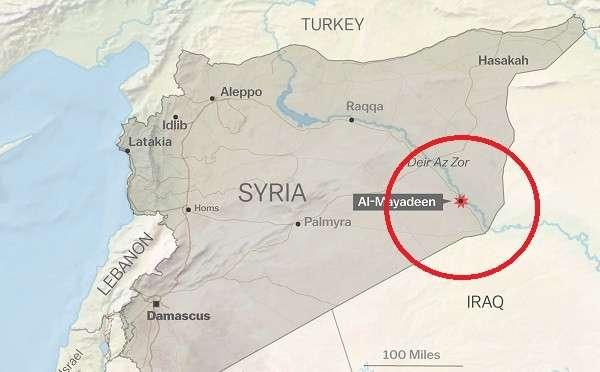 Сирийская армия вошла в Маядин – последний оплот ИГИЛ