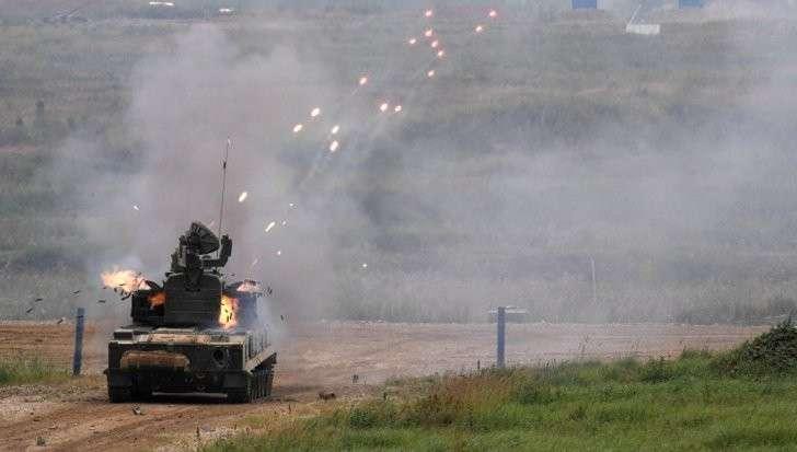 Зенитки русской армии, самые убойные. Ураган осколков