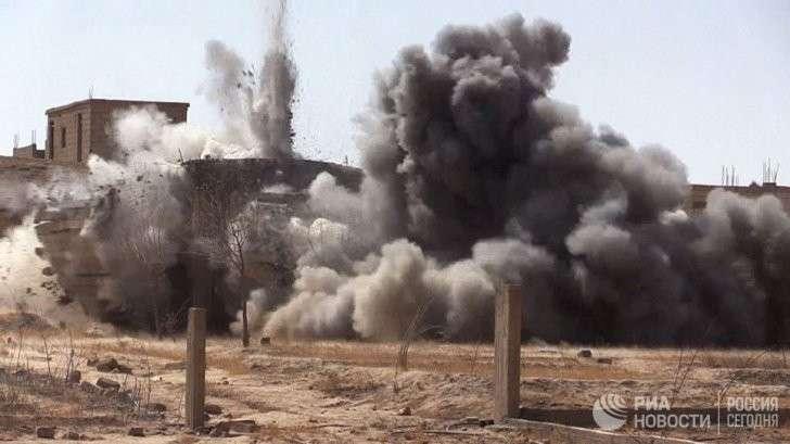 Президенту в День Рождения: в Сирии уничтожен главарь ИГИЛ аш-Шишани