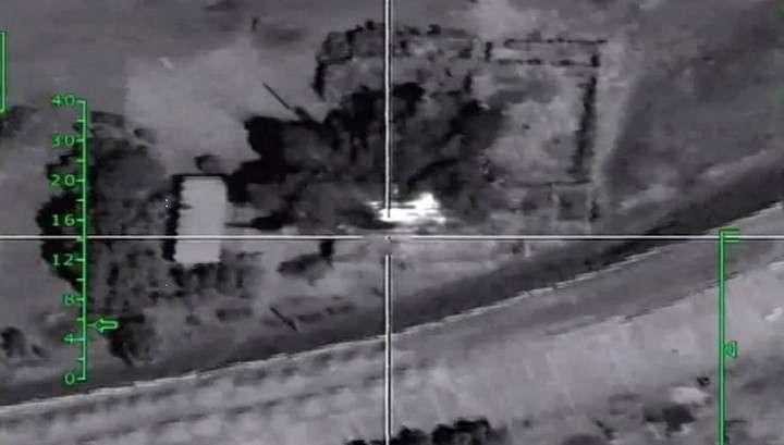 Российские ВКС уничтожили командира ИГ,