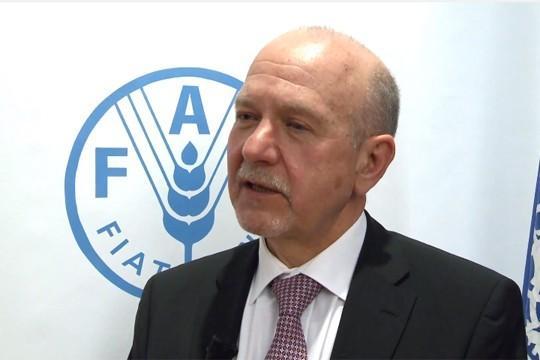Погиб Александр Горбань постпред России при сельскохозяйственной организации ООН
