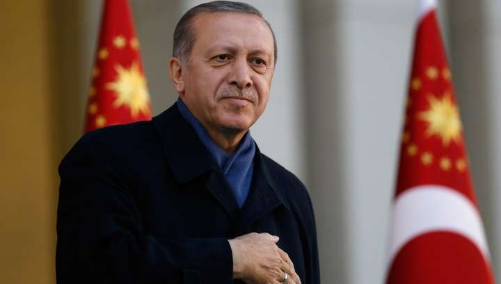 Эрдоган объявил о