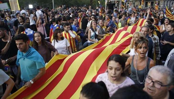 Испания назвала проблему Каталонии «битвой за Европу»