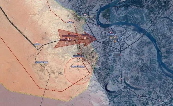 Сирия: бегство наёмников США – исход Халифата