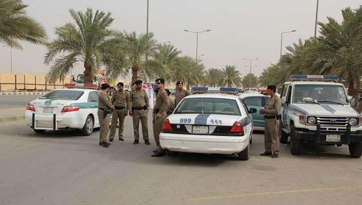 Саудовская полиция установила личность напавшего на королевский дворец