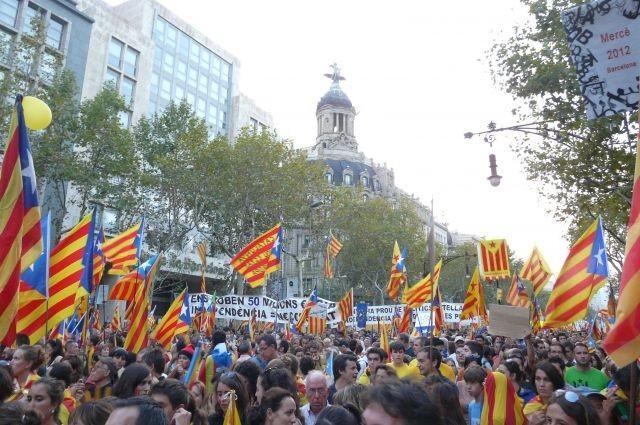 Испания не допустит объявления Каталонией независимости – заявил премьер-министр Рахой