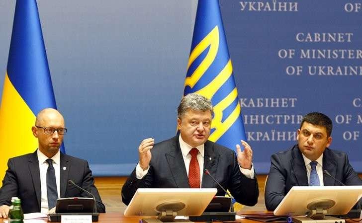 «Отжать» все москальское: Гройсман с Яценюком готовятся к «большому хапку»