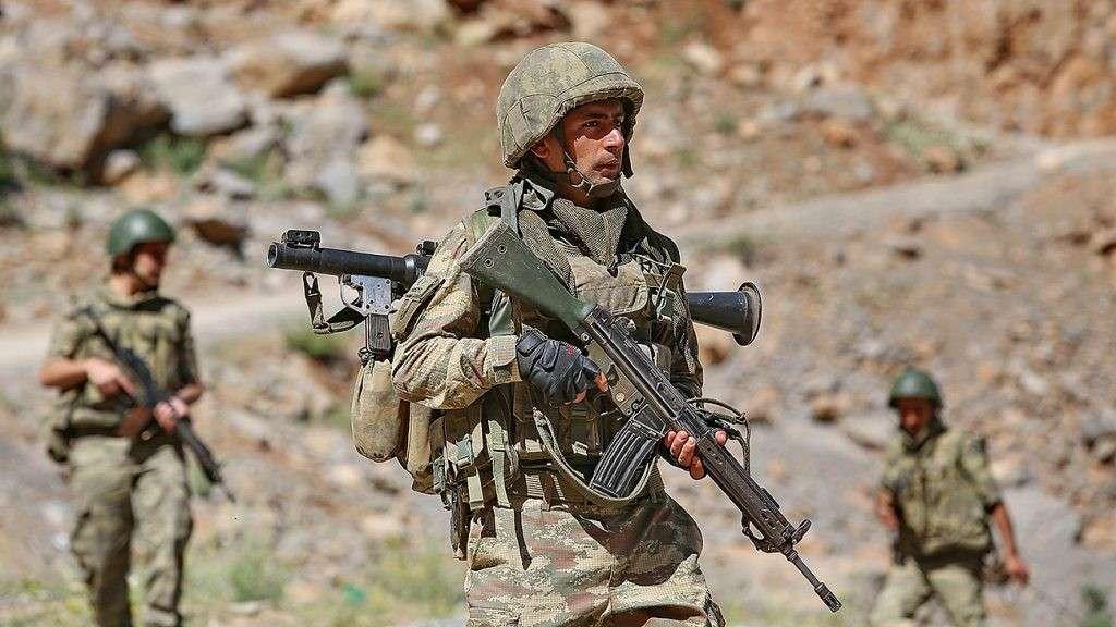 Армия Турции вошла в сирийскую провинцию Идлиб